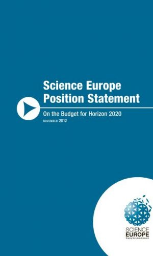 Sciences of Europe