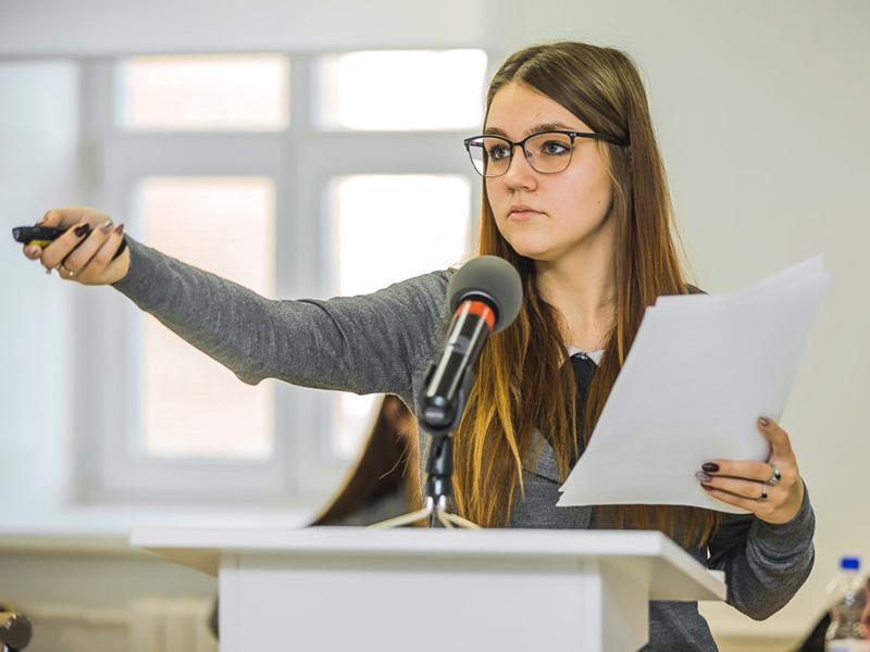 тезисы доклада на конференцию пример